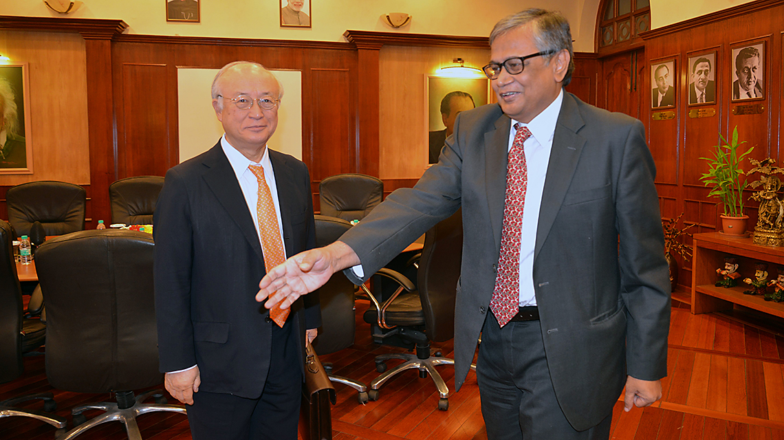 India to Extend Cooperation With IAEA, Providing Training Opportunities