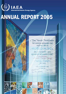 IAEA Annual Report for 2005