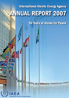 IAEA Annual Report for 2007