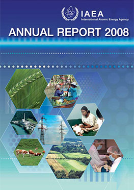 IAEA Annual Report for 2008