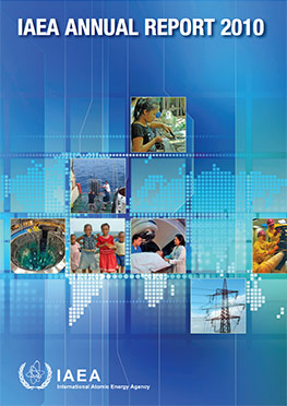 IAEA Annual Report for 2010