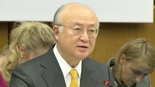 IAEA Board of Governors - Monitoring and Verification Activities in Iran