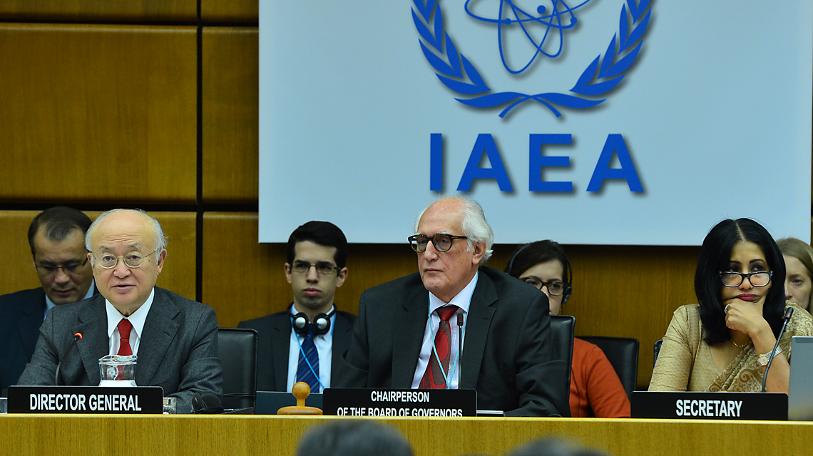 Technical Cooperation a Key Agenda Item at IAEA Board of Governors Meeting