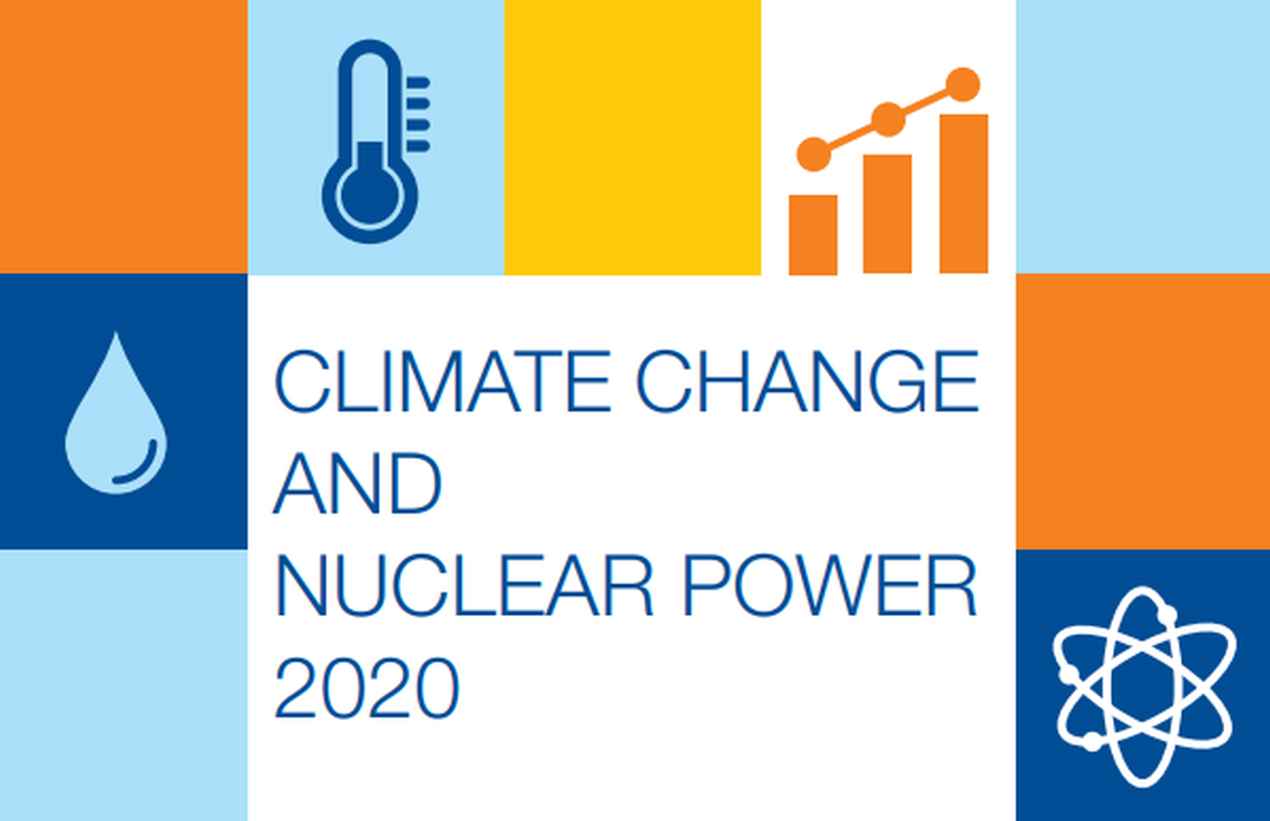 New IAEA Publication Illustrates Nuclear Power's Vital Role in Mitigating Climate Change