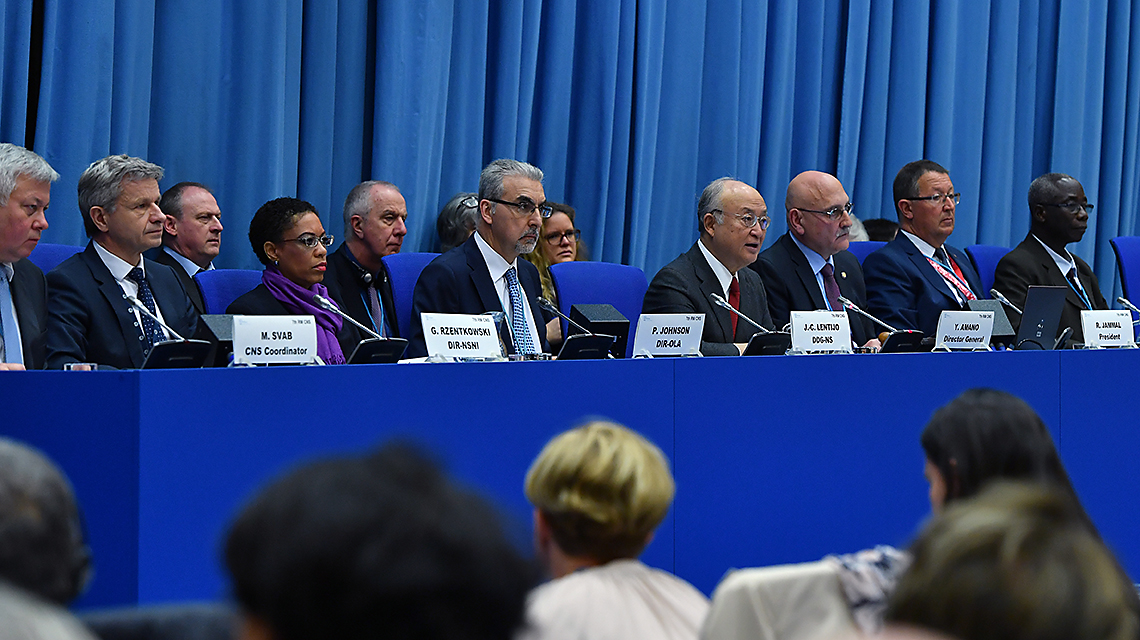 Strengthening Global Nuclear Safety: CNS Review Meeting Convenes