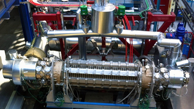 Experimental Facilities for Fast Reactors
