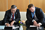 Estonia Signs its Third Country Programme Framework (CPF) for 2016-2021