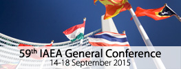 59th IAEA General Conference