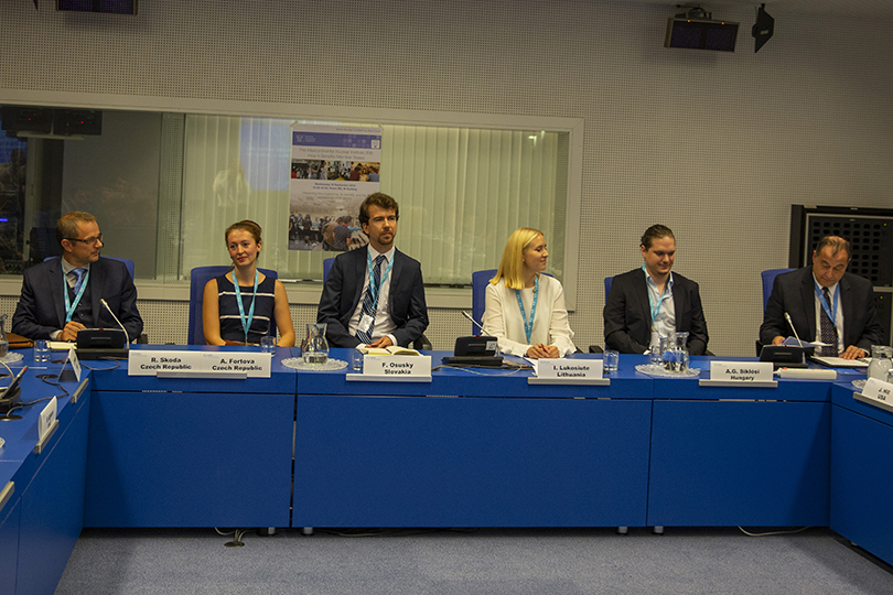 Improved regulation of power plant maintenance in Hungary, higher levels of safety in the transportation of neutron sources  in Slovakia and a new network of young nuclear professionals to exchange best practices – these are some of the concrete outcomes of the four-year old Intercontinental Nuclear Institute (INI) that were discussed at a panel discussion dedicated to the impact of INI on young nuclear professionals.