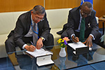 Ghana Signs its Third Country Programme Framework (CPF) for 2017 - 2021