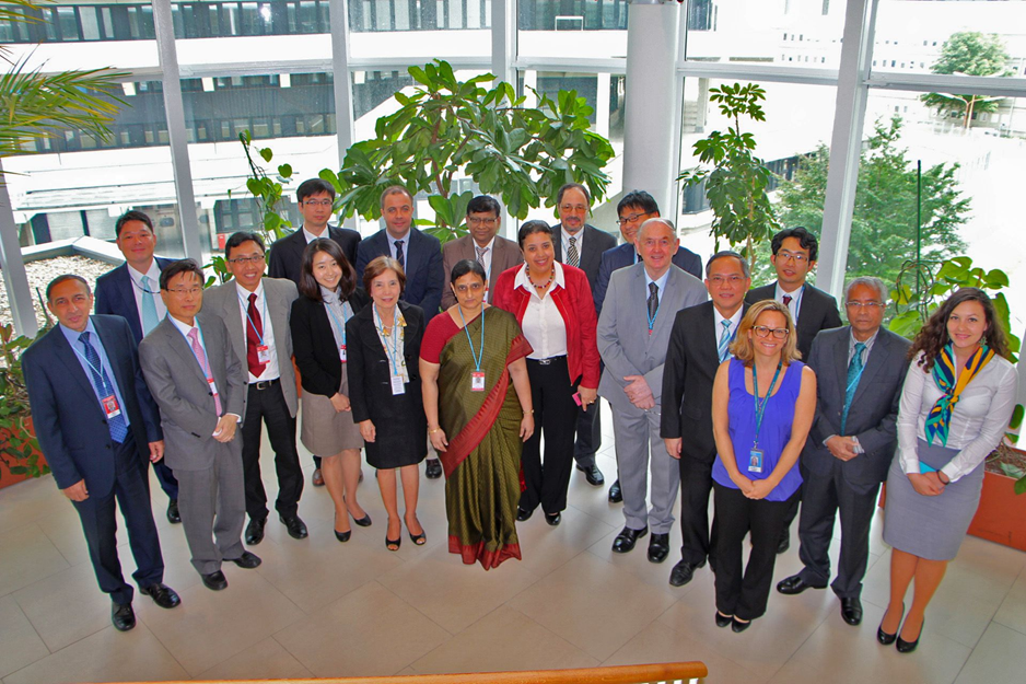 Asian Cooperative Agreement Holds Working Group Meeting On Rca