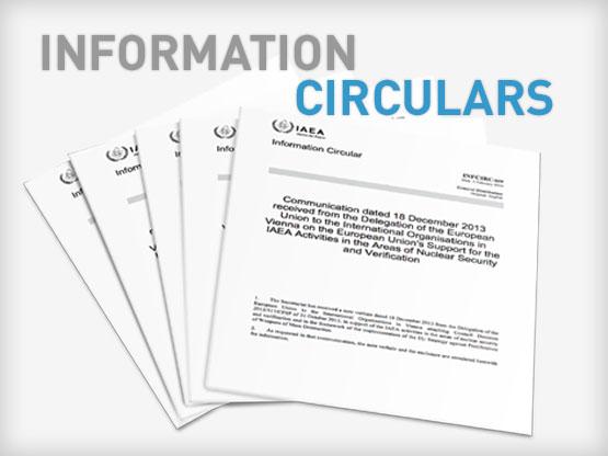 Information Circulars