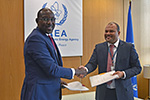 Niger Signs a Country Programme Framework (CPF) for 2016-2021