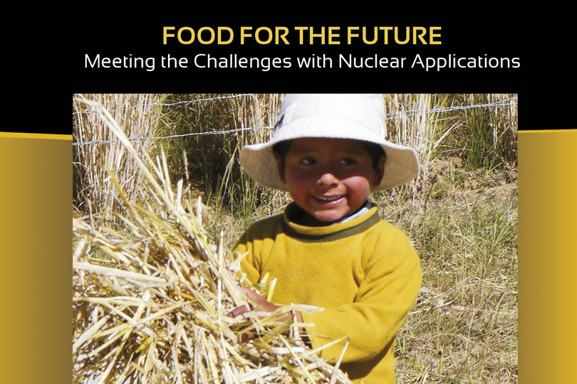 People  all over the world are benefiting from nuclear techniques in food production, food protection and food safety - many of them aided directly by the IAEA's 200 food-related projects in around 100 countries worldwide.