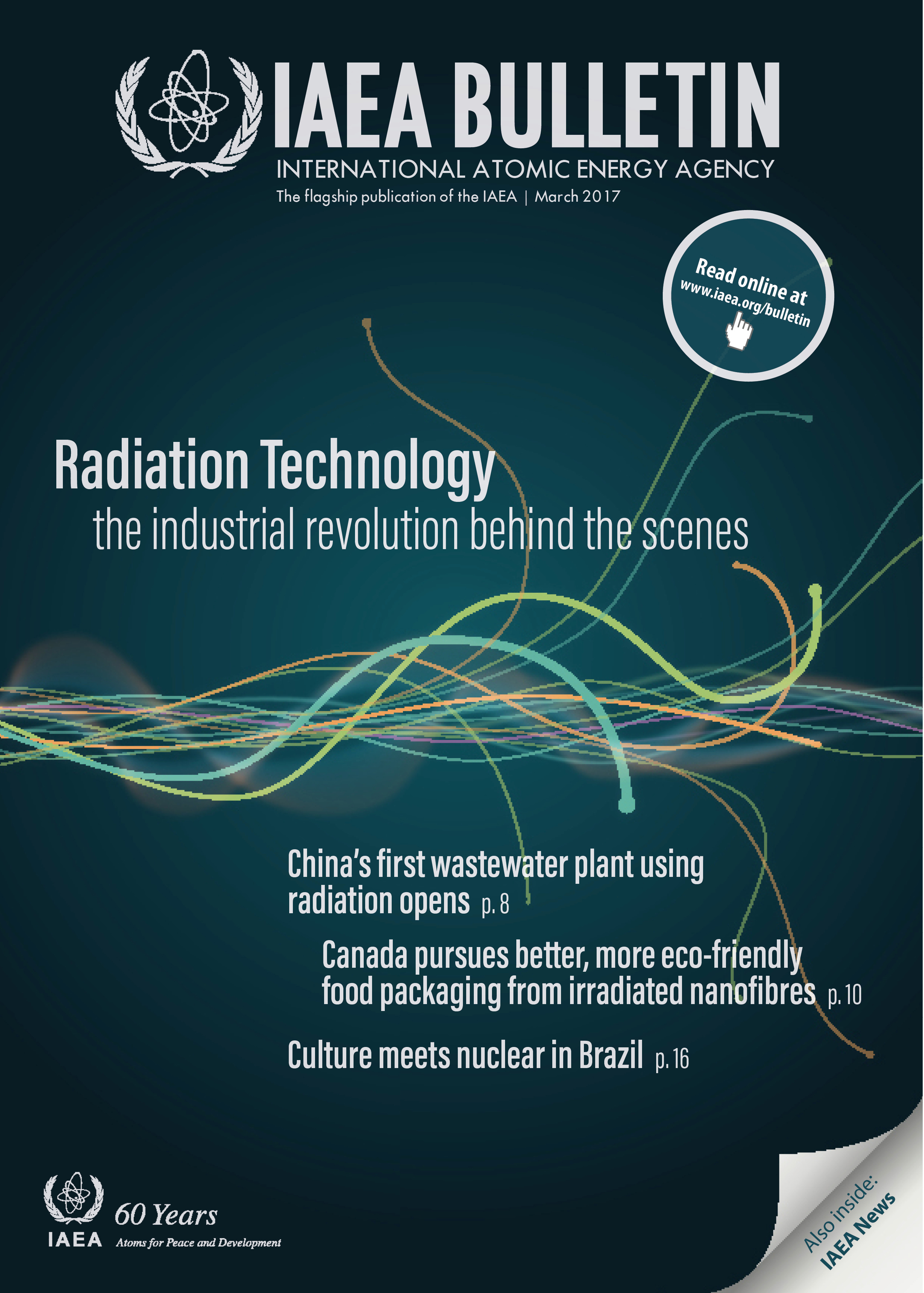 Radiation Technology: the industrial revolution behind the scenes