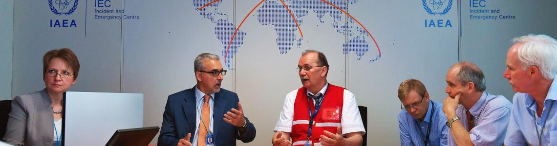 IEC ConvEx3 2018 - Steering Group