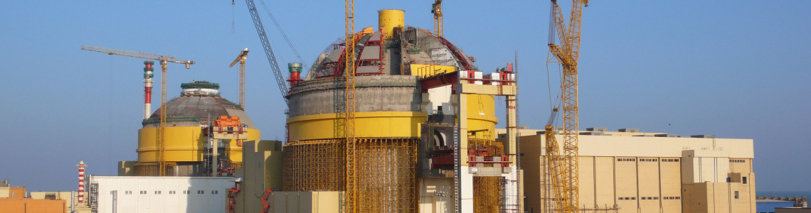 Nuclear power reactors,Nuclear Power plants in India