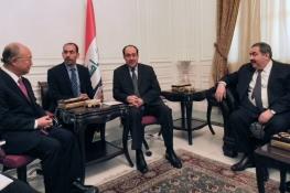 IAEA Director General Yukiya Amano met with Iraqi Prime Minister Nouri al-Maliki and Iraqi Foreign Minister Zebari during the Director General's official trip to Baghdad, Iraq, 11 November 2012. Photo Credit: IAEA