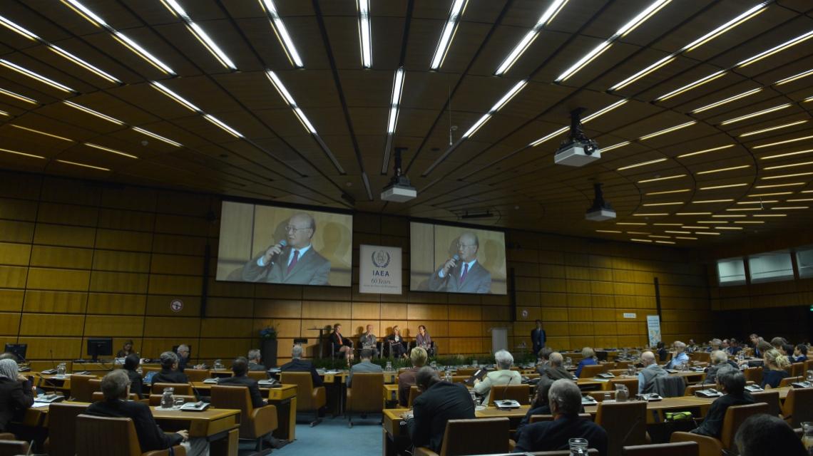 Scientific Forum Closing Session