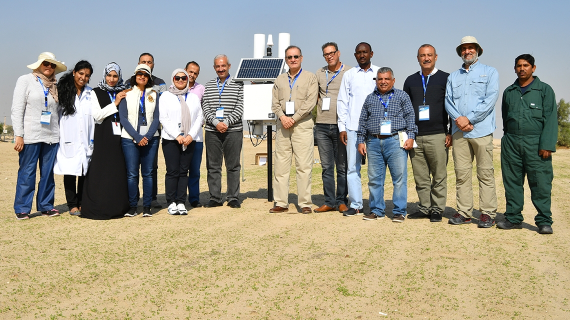 Nuclear Technology Helps Develop New Barley Variety in Kuwait | IAEA