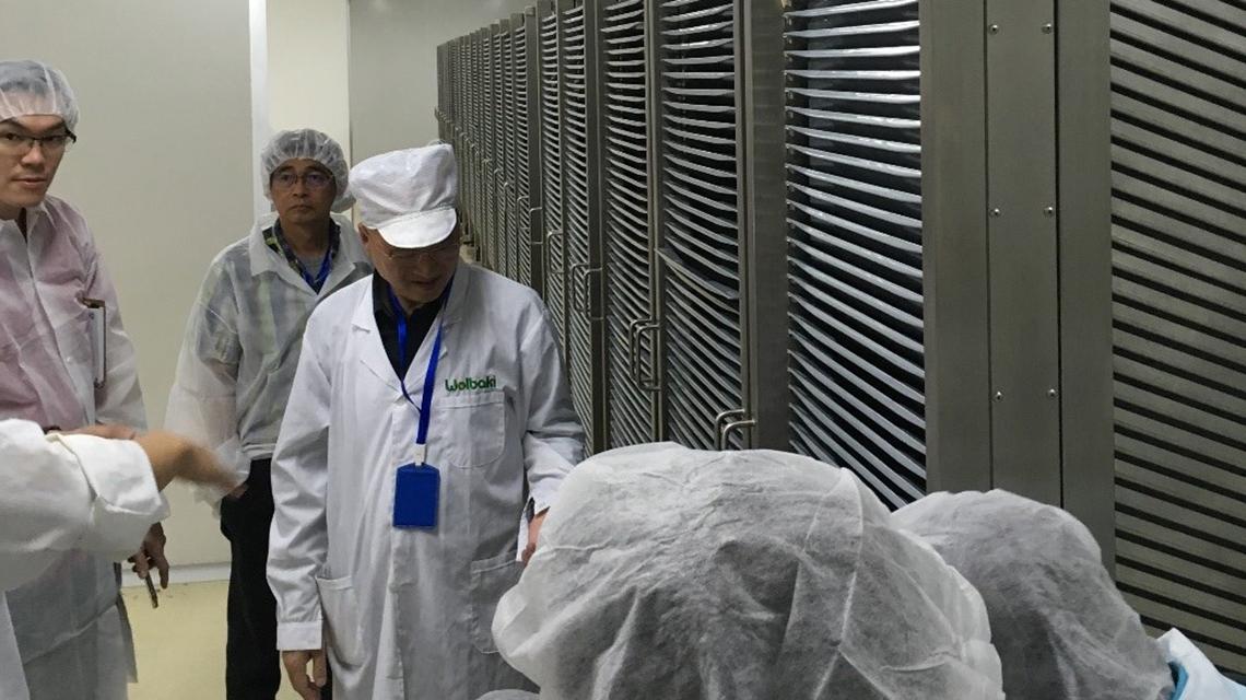 Basmi Nyamuk, China Gunakan Teknologi Nuklir
