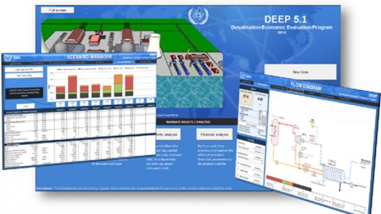 Desalination Economic Evaluation Programme (DEEP)