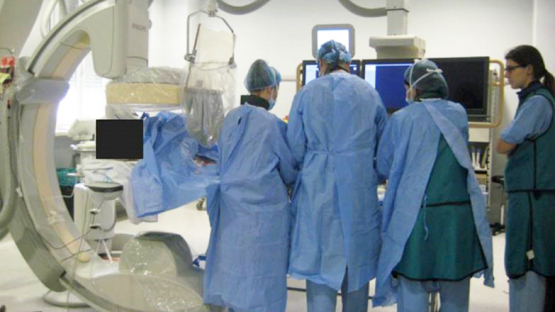 e-learning - Radiation Protection in Interventional Procedures Practical Tutorials