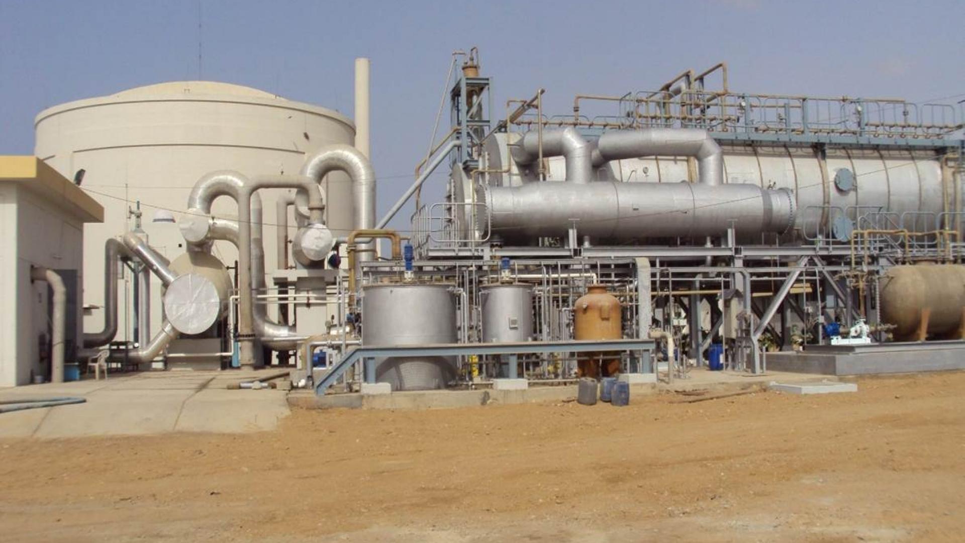 Nuclear Desalination