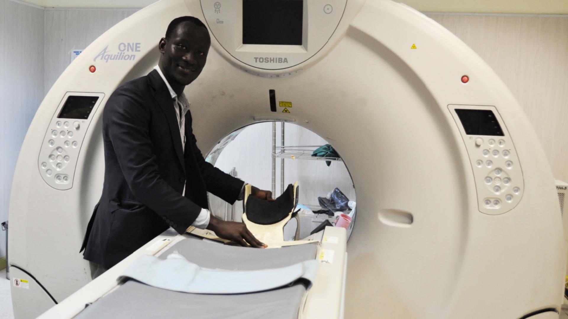 Celebrating the World Radiography Day | IAEA
