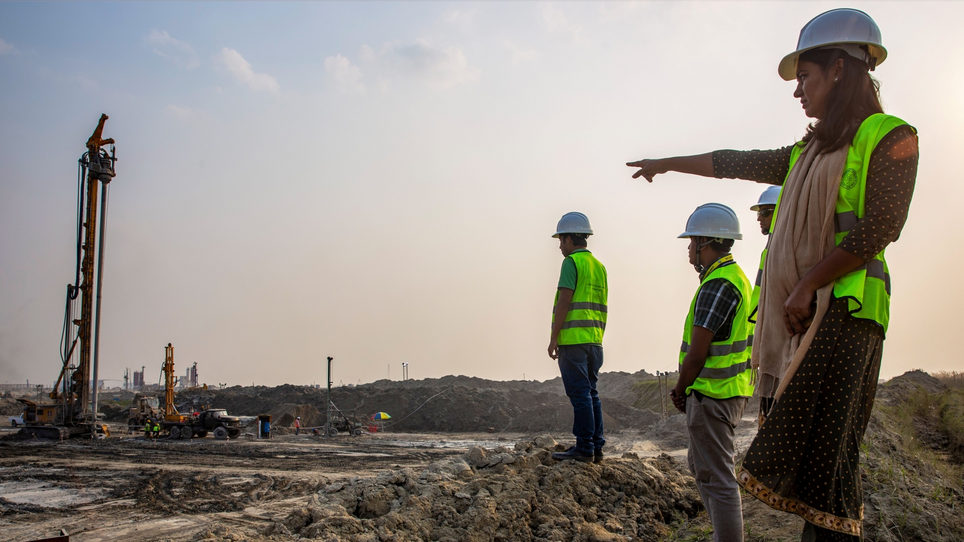 Construction Progresses on Bangladesh's First Nuclear Power