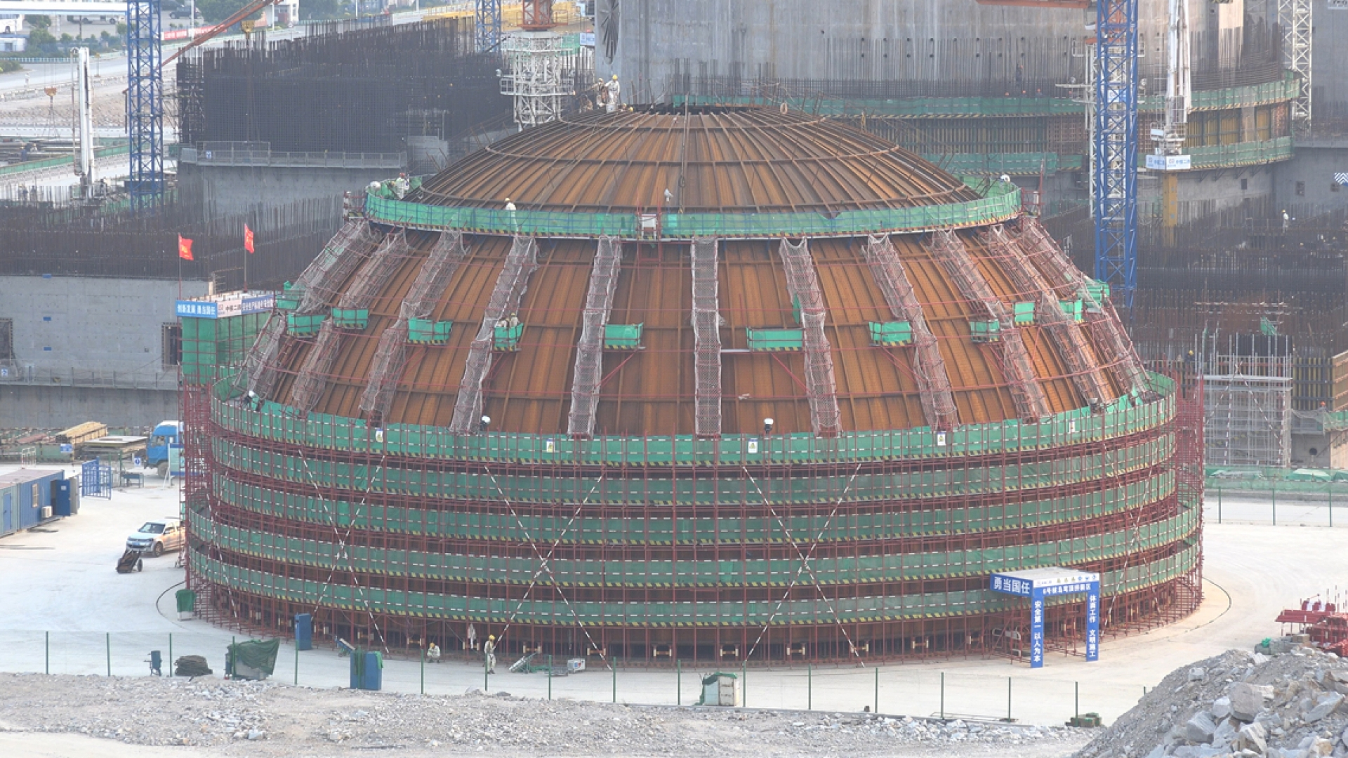 How China has Become the World's Fastest Expanding Nuclear