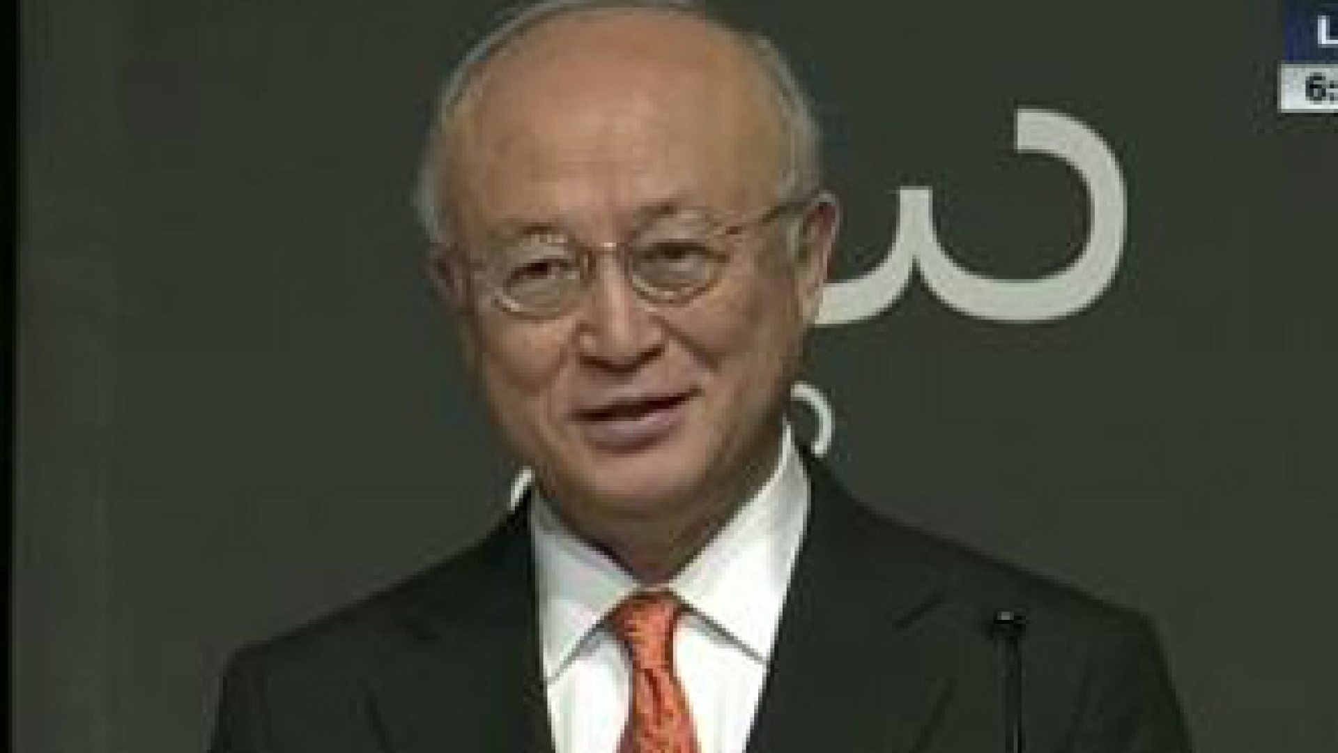 IAEA Director General Yukiya Amano Delivered The Keynote Address At Carnegie International Nuclear Policy Conference Which Convened In Washington