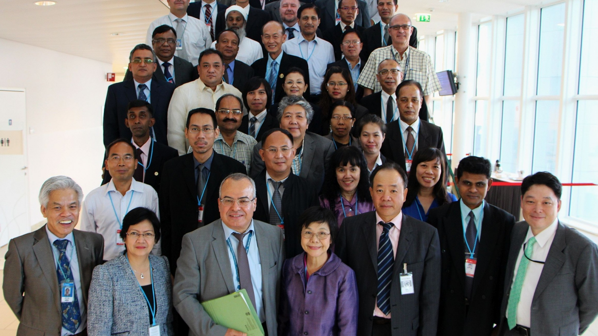 Building Institutional Levees: IAEA, Member States Develop ...