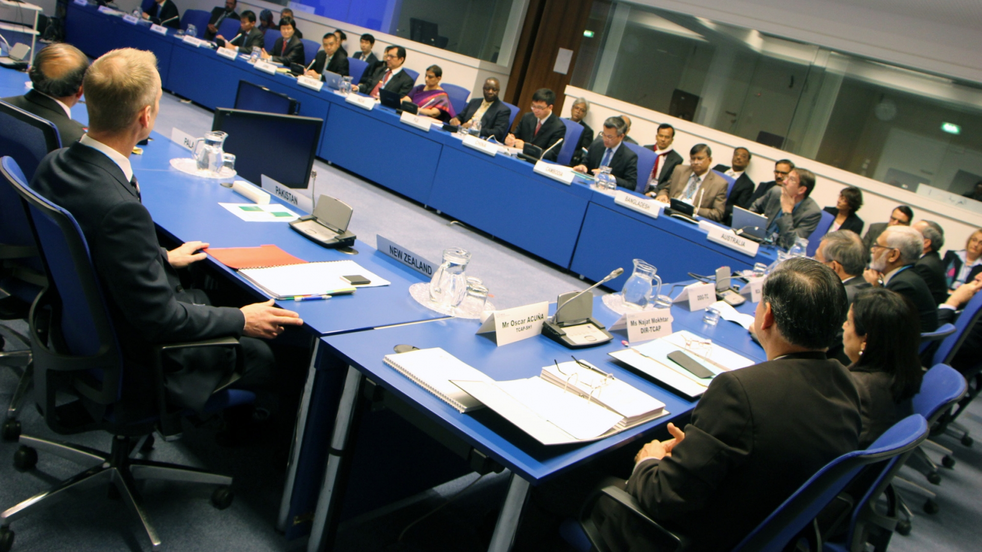 Asian Cooperative Agreement Holds 44th General Conference Meeting Iaea