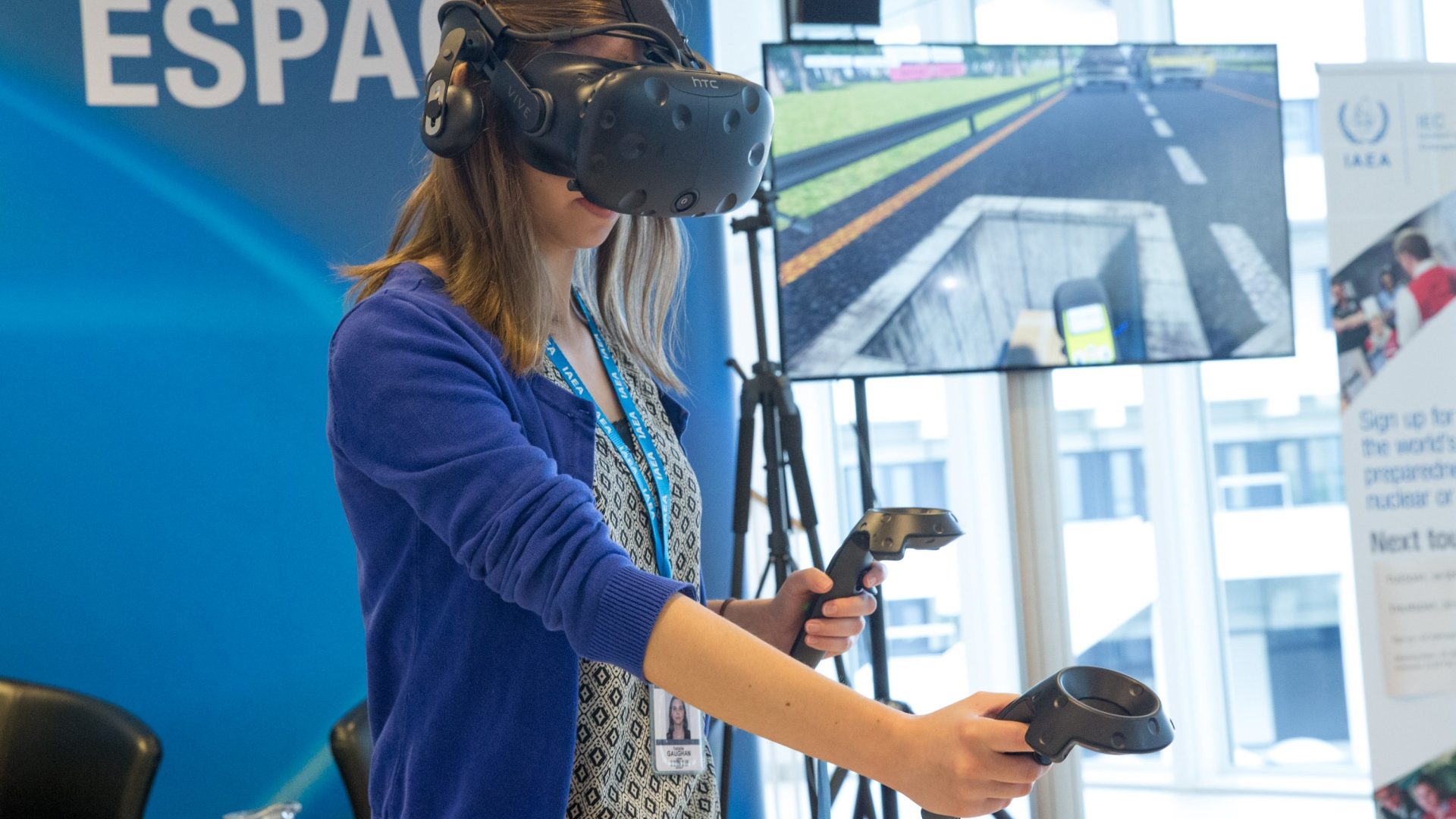 Virtual Emergency Response Experience Offered at the IAEA