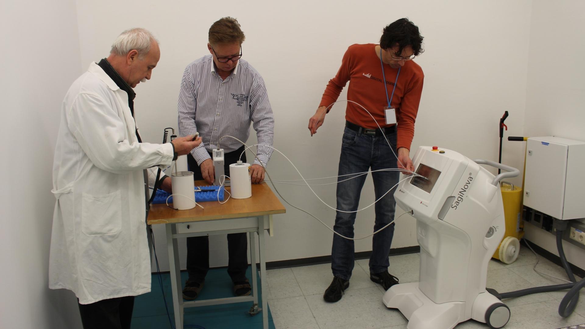 Iaea Laboratories Expand Radiation Medicine Services To