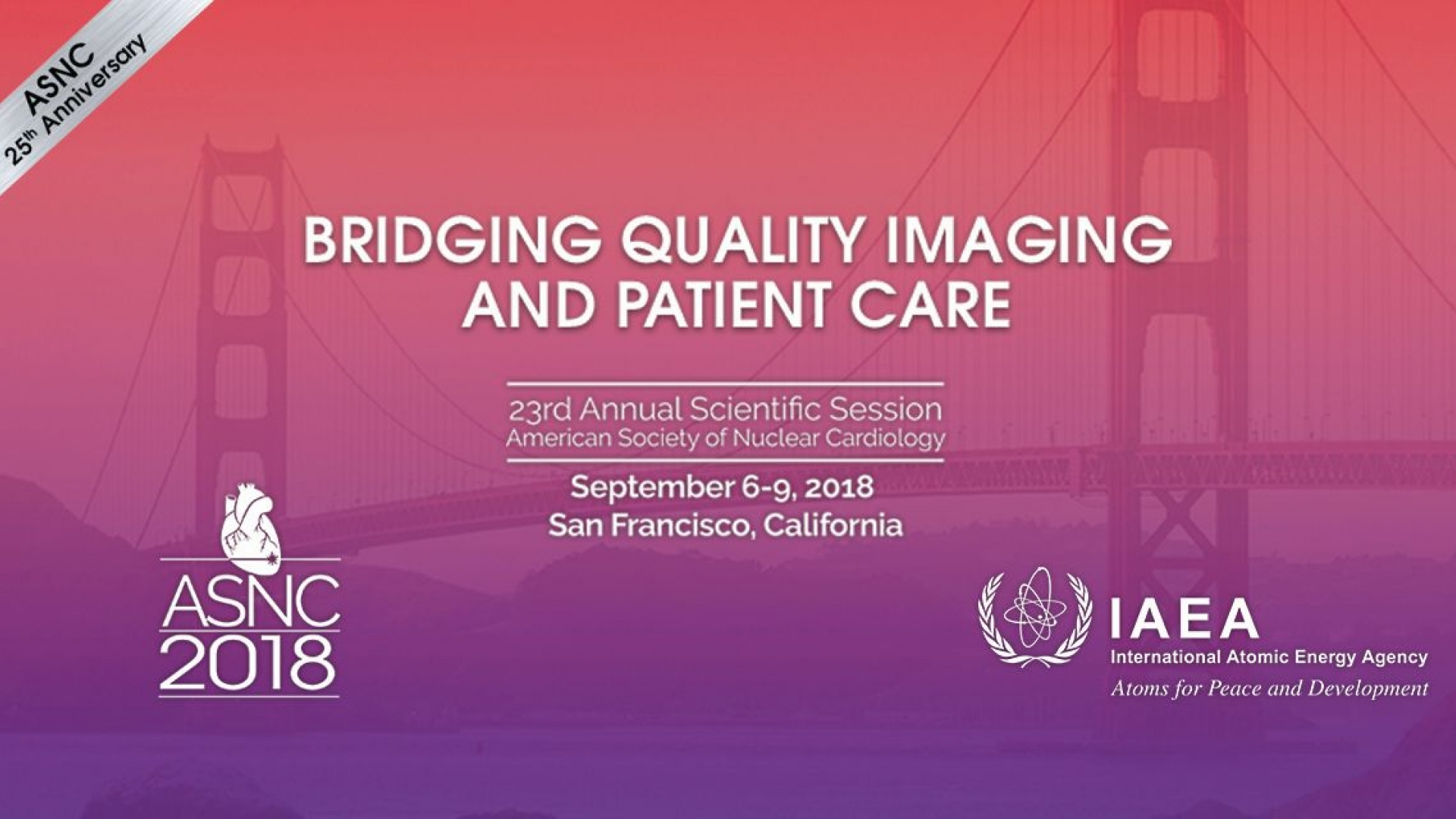 Watch the Livestream of the Largest Nuclear Cardiology Conference
