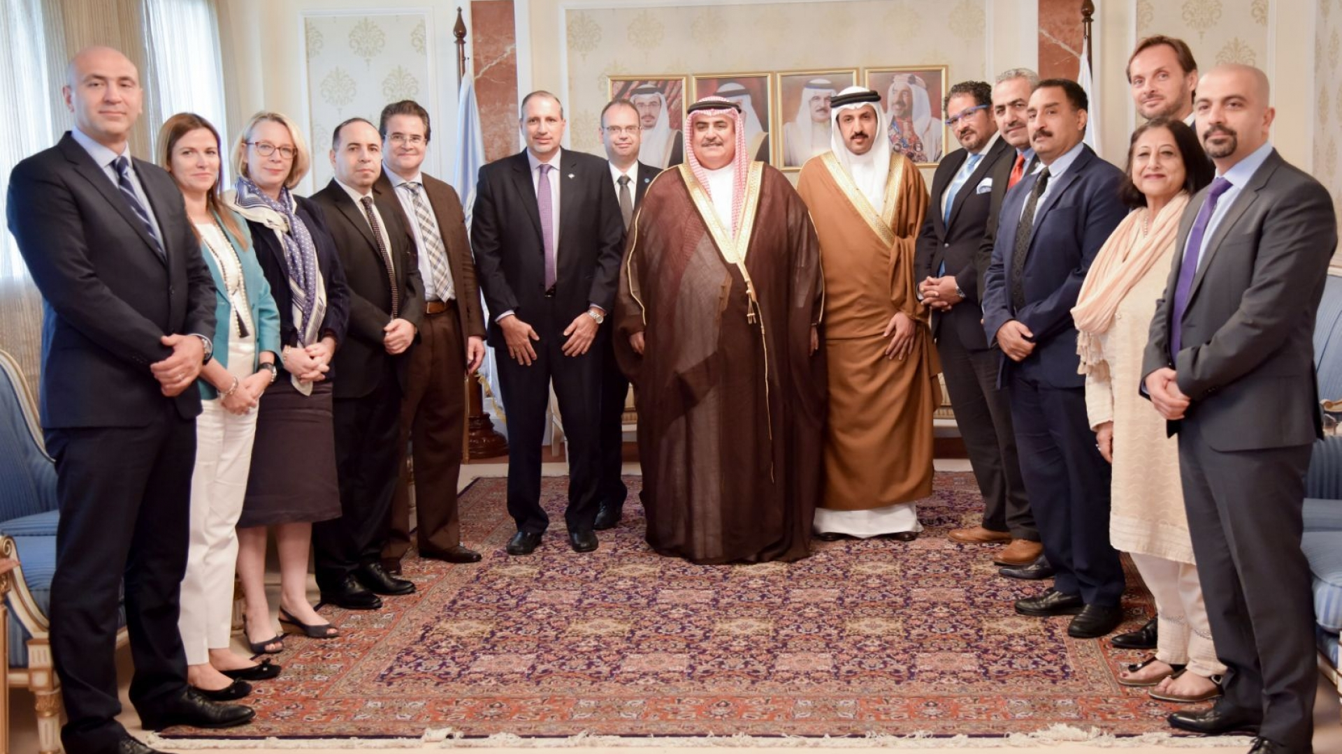IAEA Signs New SPF for Bahrain Together With 15 Other UN
