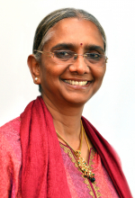 """<br><br>From a keen interest in science and mathematics since childhood, to further studies in chemistry and physics and dedicating her career to the field of nuclear applications, Meera Venkatesh's career at the IAEA began in 1979 as a trainee. <br><br>Ultimately becoming the Director of the Division of Physical and Chemical Sciences, she recognizes the role that supportive supervisors have played in providing her with opportunities to learn and establish herself as a professional in the areas of her expertise. Key attributes that have driven her success, she says, include deep passion for work, patience, a healthy level of self-esteem and firmness, and a support system of family and colleagues.<br><br> Since retiring from the Agency, Meera continues to be engaged in activities promoting nuclear applications. She is an editor of two scientific journals, one of which is Applied Radiation and Isotopes, is a member of scientific councils related to radioisotopes and their applications and gives popular lectures on nuclear applications on invitation.<br><br> Meera's advice to young women and future leaders is to """"believe in your strengths. Be assertive when necessary. Be passionate about your work. Aim high. Do your best."""""""