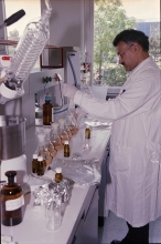 IAEA laboratory in Seibersdorf near Vienna. May 1999. Please credit IAEA/GAGGL Klaus