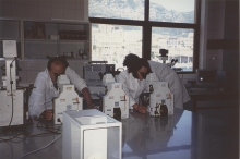 Monaco Environment Laboratories. January 1998. Please credit IAEA