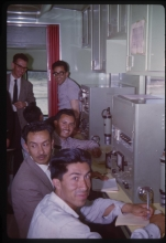 Trip to Argentina, Uruguay, Brazil and Bolivia. Uncertain location. 1960-1963. Please credit IAEA