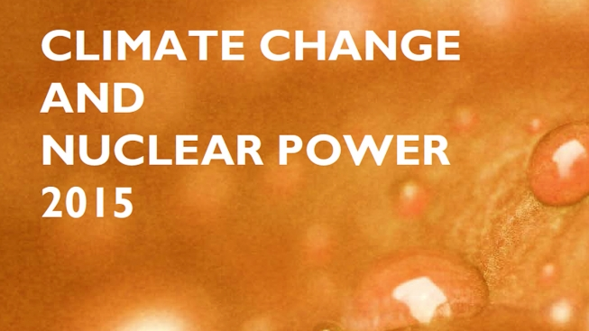 Climate Change and Nuclear Power 2015