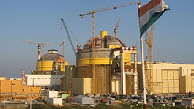 Kudankulam NPP, India