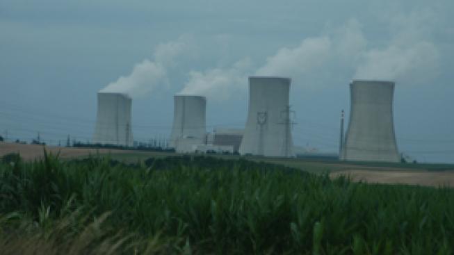 Dukovany Nuclear Power Plant, Czech Republic