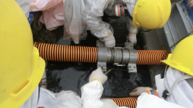 Leakage from B Area South Tank at the TEPCO Fukushima Daiichi Nuclear Power Station