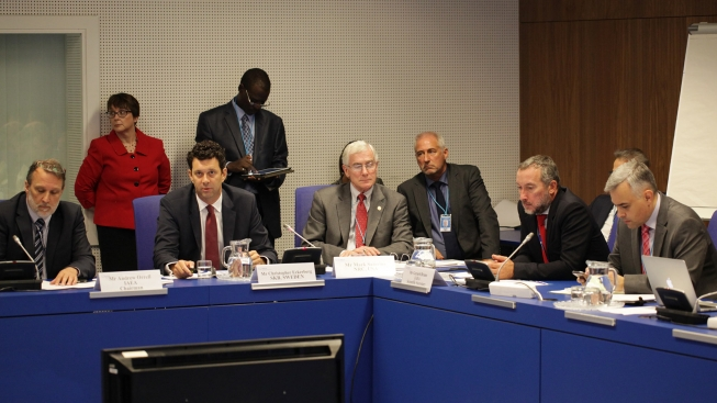 features Deep Geological Disposal Side Event