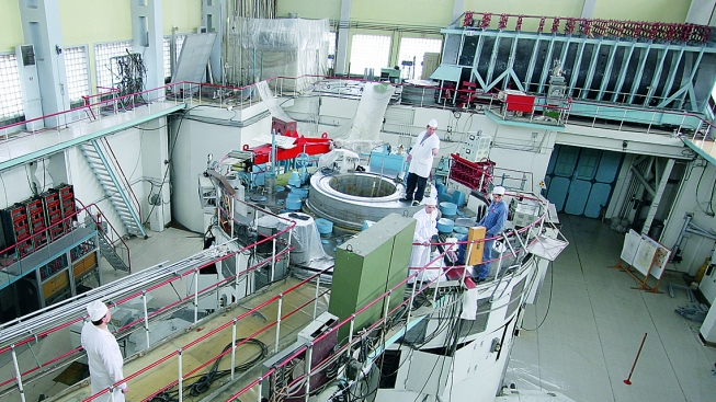 Alatau Research Reactor