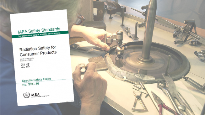 publication radiation safety for consumer products