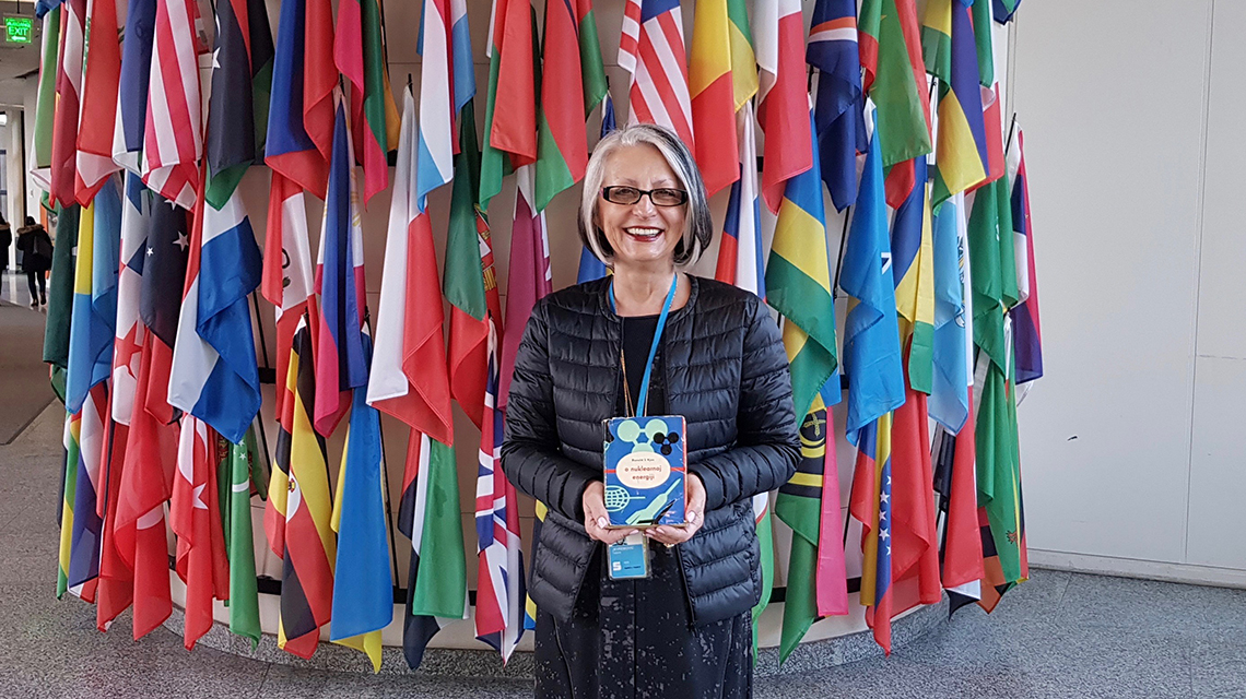 Not Your Typical Nuclear Engineer Blazing A Trail For Women Iaea